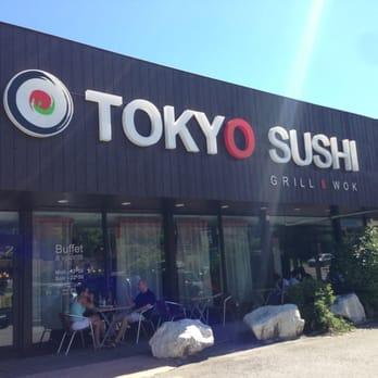 tokyo sushi restaurants 3621 route albertville s vrier haute savoie restaurant avis. Black Bedroom Furniture Sets. Home Design Ideas