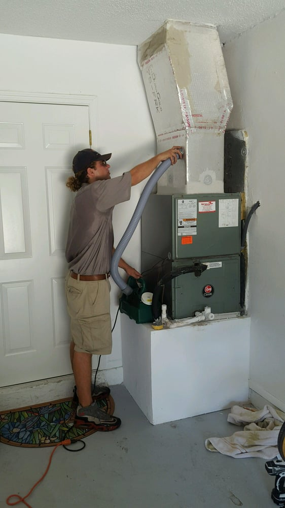 Sunny Day Air Conditioning: 7927 Congress St, Port Richey, FL