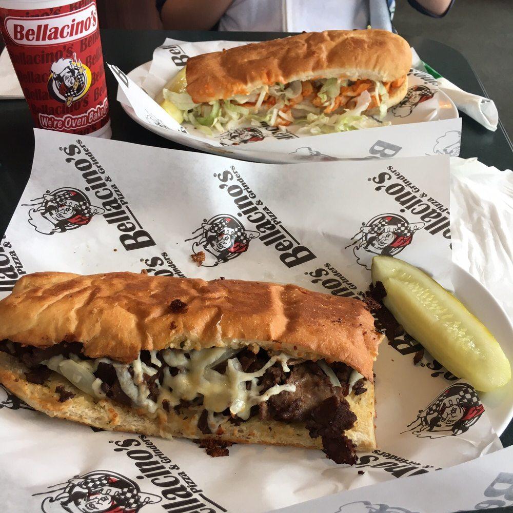 Bellacino's Pizza & Grinders: 3484 Jeffco Blvd, Arnold, MO