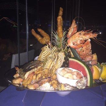 Photo Of George S Paragon Seafood Restaurant Brisbane Queensland Australia Platter Was Very Nice