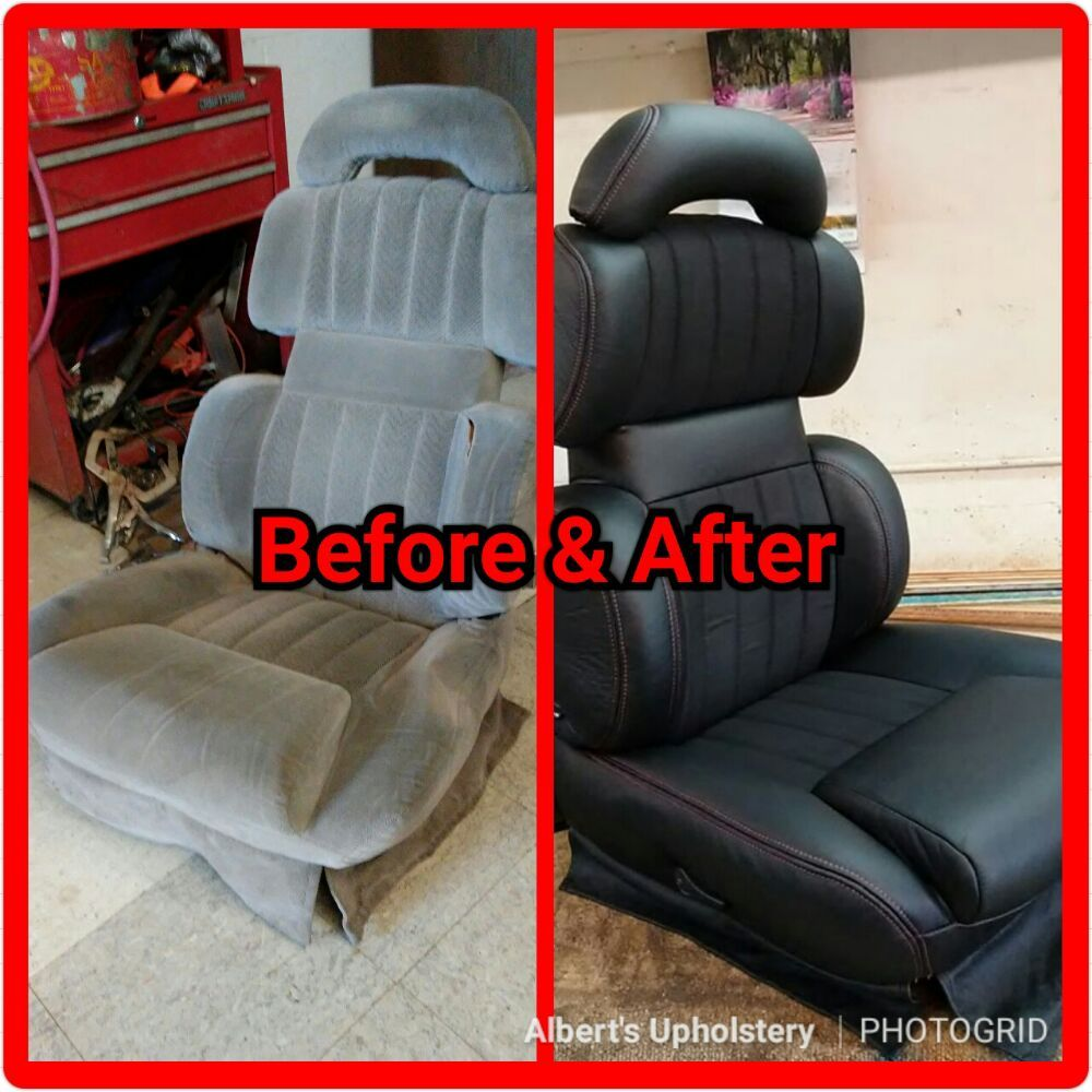 Albert's Auto Upholstery