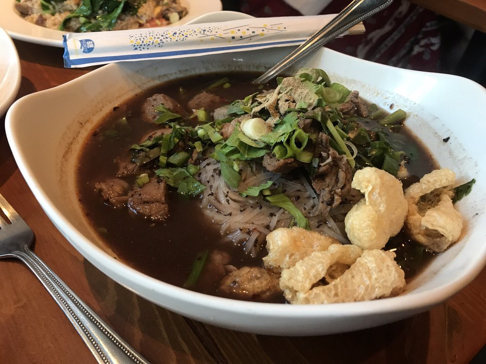 Boat noodle yelp for Aroy thai cuisine menu