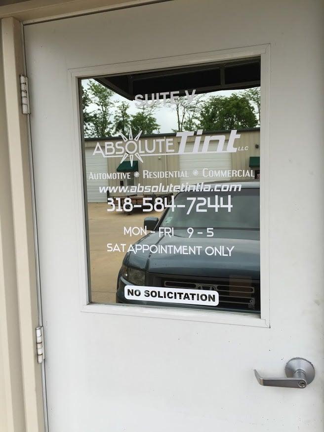Absolute Tint: 4101 Viking Dr, Bossier City, LA
