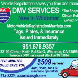Vehicle Registration Ca >> Aa Vehicle Registration Services Registration Services 32100