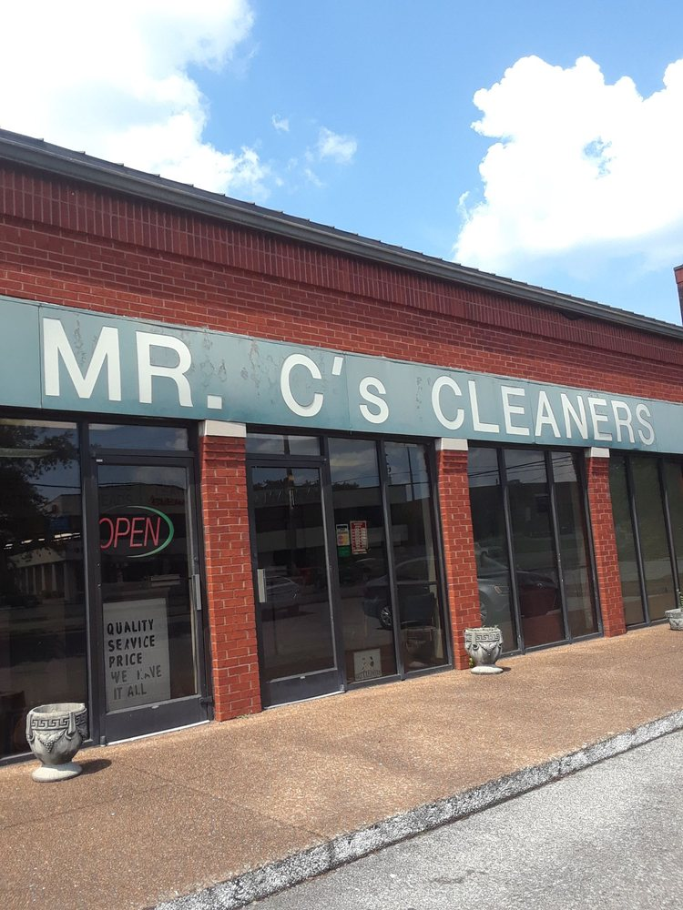 Mr C's Dry Cleaners: 8000 Brooks Chapel Rd, Brentwood, TN