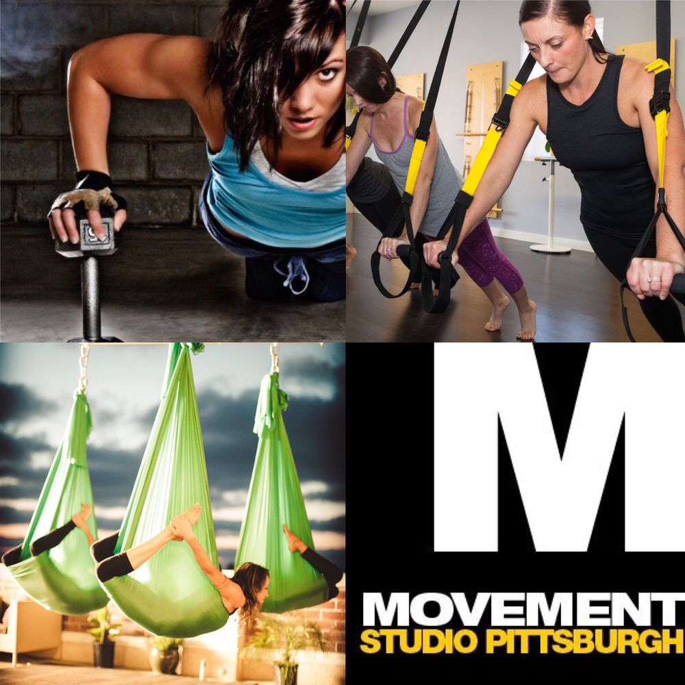 Movement Studio Pittsburgh: 271 Main St, Imperial, PA