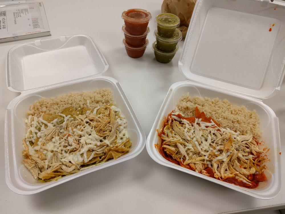Caporales Mexican Food