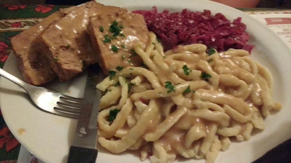 Brauhaus German Restaurant & Lounge: 28234 State Hwy 34, Akeley, MN