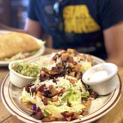 Photo Of Taqueria El Rodeo Los Banos Ca United States Tostada Salad