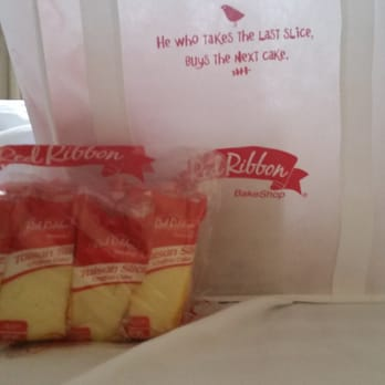marketing strategy of red ribbon bakeshop