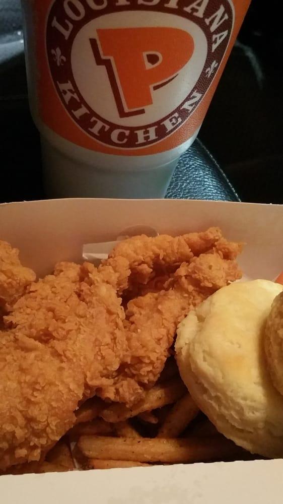 Popeyes Louisiana Kitchen: 2767 Clairmont Rd NE, Atlanta, GA