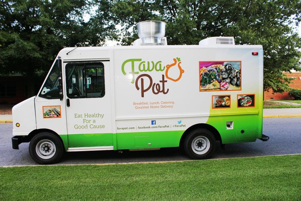 Fava Pot Truck