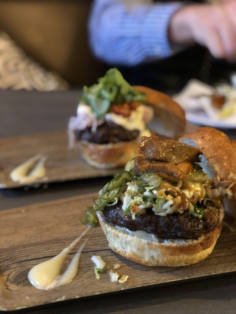 The Box & Burgers Eatery: 12305 120th Ave NE, Kirkland, WA