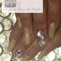 The Diva of Hair and Nails - Nail Technicians - Westland, MI ...