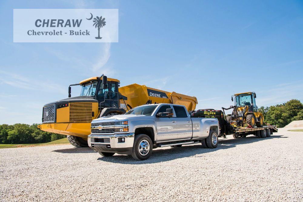 Cheraw Chevrolet - Buick: 697 Chesterfield Hwy, Cheraw, SC
