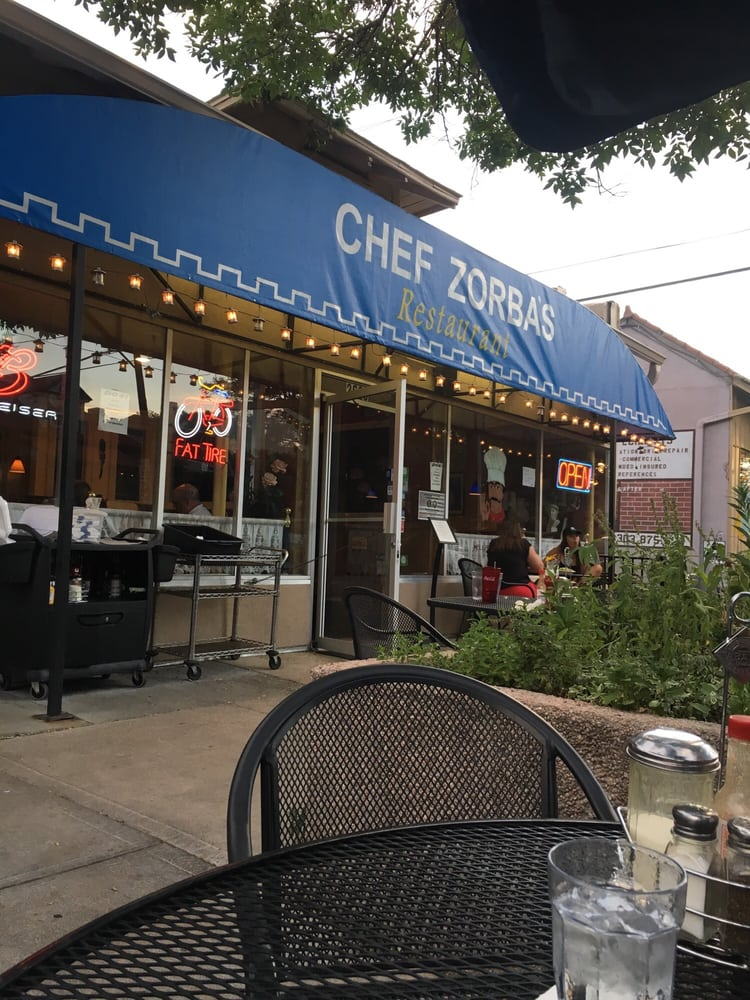 Photo of Chef Zorba's Cuisine - Denver, CO, United States