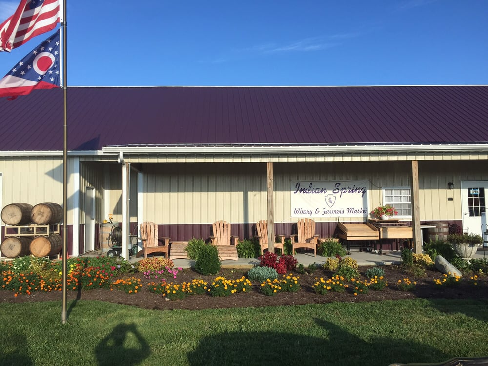 Indian Spring Winery: 10862 Fite Hauck Rd, Sardinia, OH