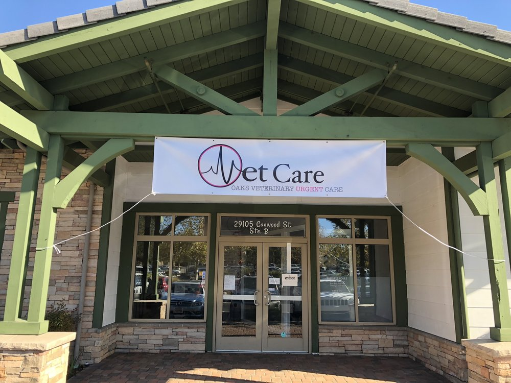 Oaks Veterinary Urgent Care: 29105 Canwood St, Agoura Hills, CA