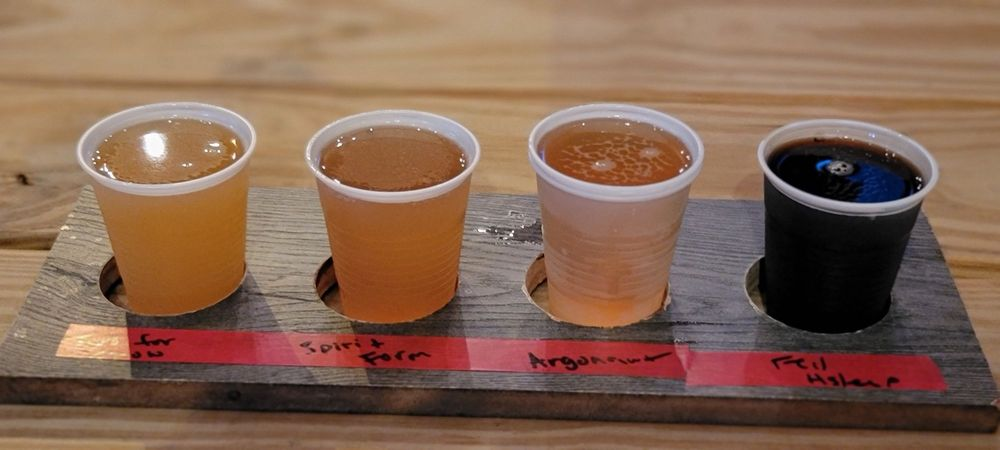 Short Story Brewing: 1550 Deep Creek Dr, McHenry, MD