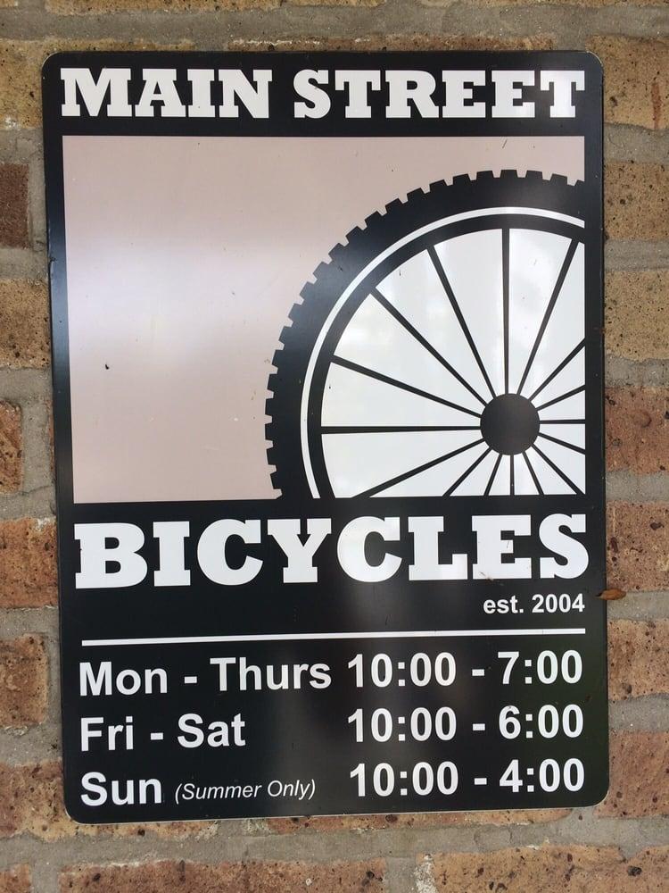Main Street Bicycles
