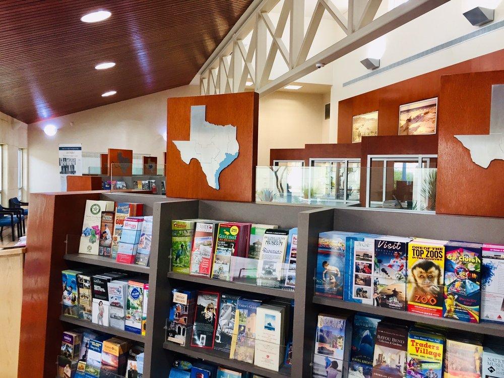 Texas Travel Information Center: 8799 S Desert Blvd, Anthony, TX
