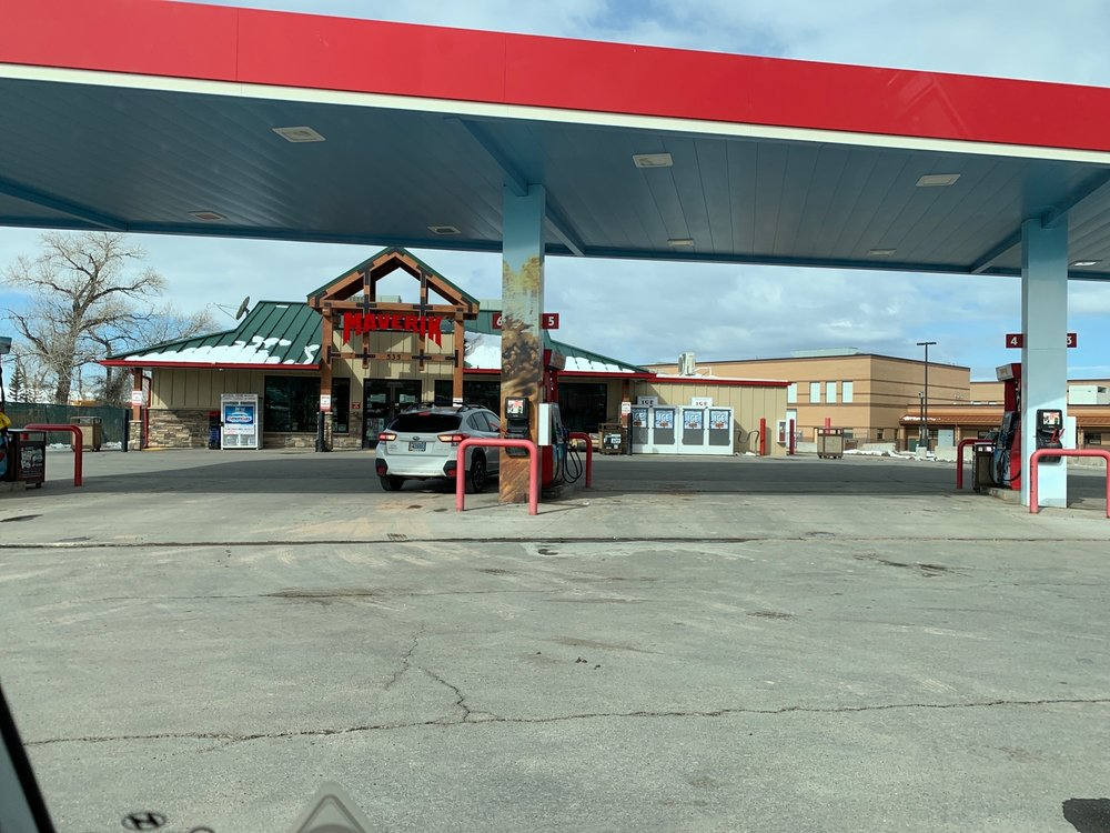 Maverik Country Store 162: 535 County Rd, Evanston, WY