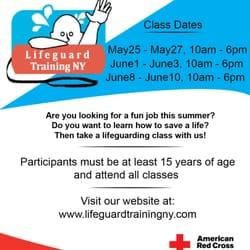 090f68e8177 Lifeguard Training NY - First Aid Classes - 181 Briarwood Crossing ...