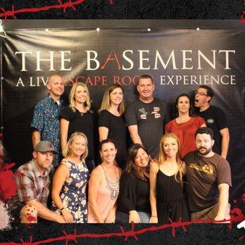 The Basement A Live Escape Room Experience 152 Photos