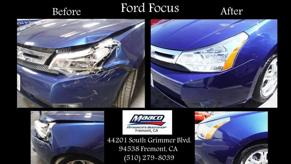 Auto Body Repair Near Me >> Maaco Collision Repair & Auto Painting - 309 Photos & 131 Reviews - Body Shops - 44201 S Grimmer ...