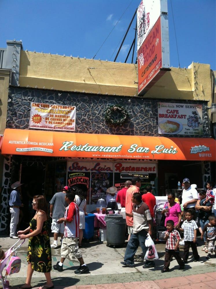 South Omaha Mexican Restaurants