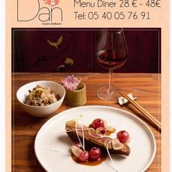 dan, cuisine d'influence - 120 photos & 43 reviews - french - 6
