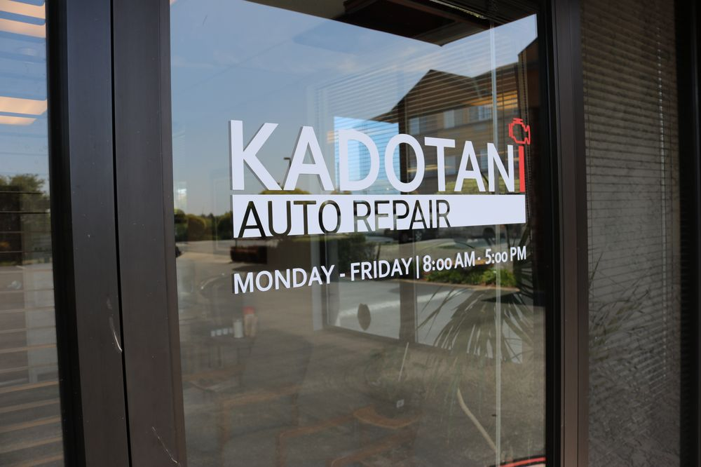 Kadotani Auto Repair: 1865 Main St, Watsonville, CA