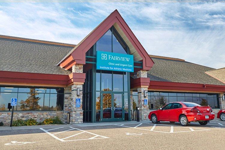Fairview Clinics - Lakeville: 10450 185th St W, Lakeville, MN