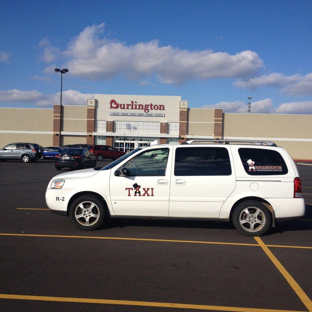 Ambassador Transportation Services: 1105 W Linda Ln, Rogers, AR