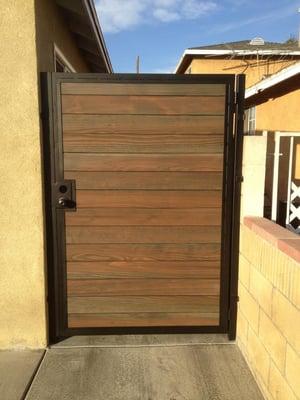 Straight Gate Fence Co Lakewood Ca Yelp