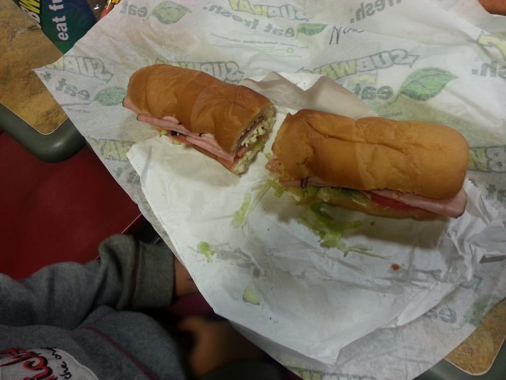 Subway: 678 N Wilson Way, Stockton, CA