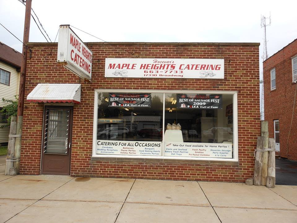 Maple Heights Catering: 17330 Broadway Ave, Maple Heights, OH