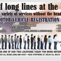 vehicle registration locations