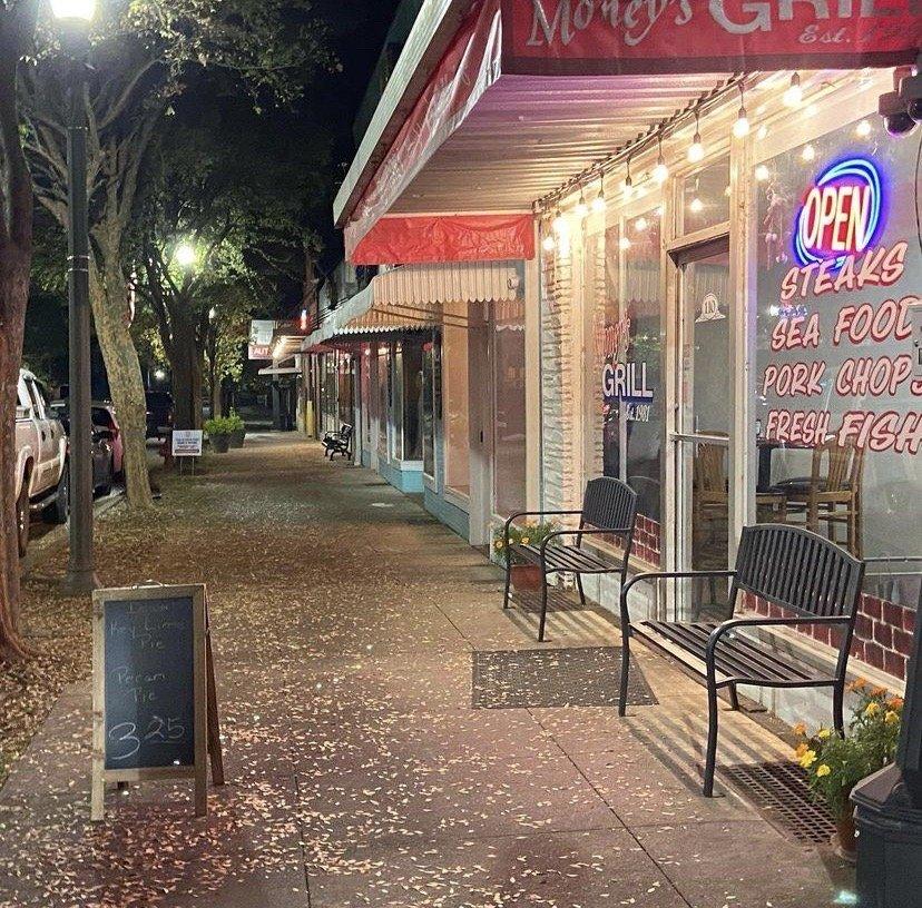 Money's Grill: 110 Kirkland St, Abbeville, AL