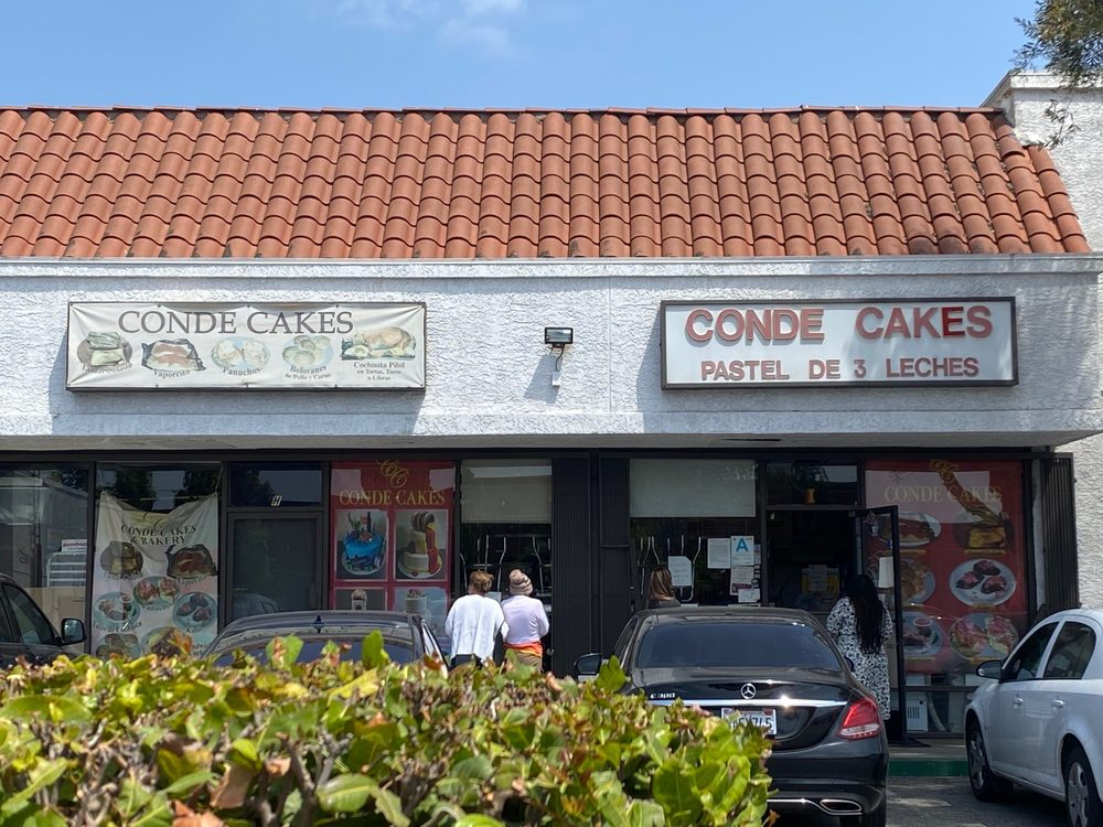 Conde Cakes: 5150 Florence Ave, Bell, CA