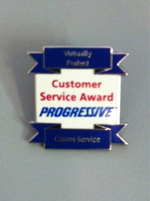 progressive customer service