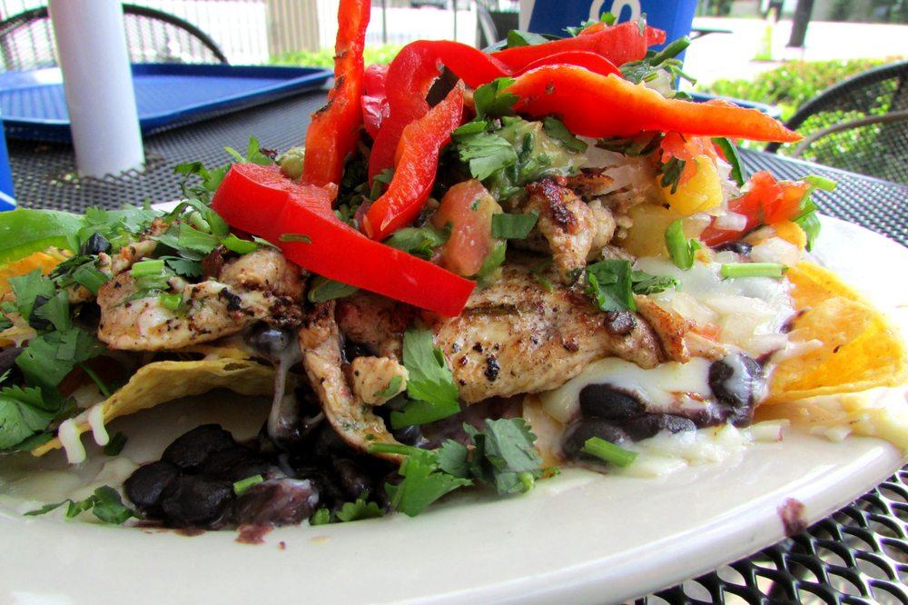 Sausalito West Coast Grill: 1422 W Peachtree St NW, Atlanta, GA