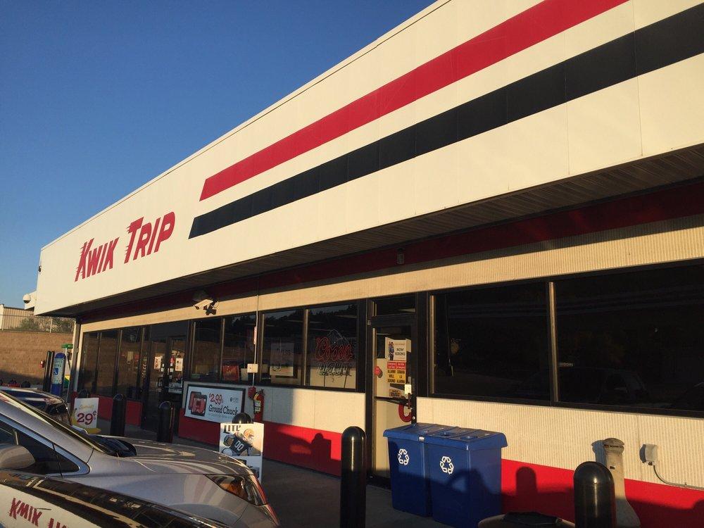 Kwik Trip Stores: 100 3rd Ave, Necedah, WI