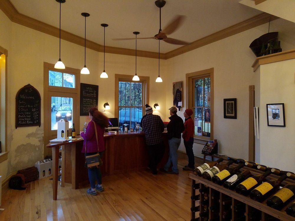Social Spots from Ox-Eye Vineyards Tasting Room