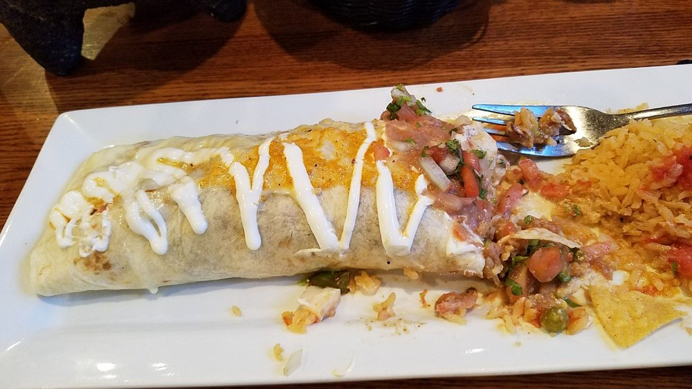 Grand Plaza Authentic Mexican Grill: 139 W Butler St, Bryan, OH