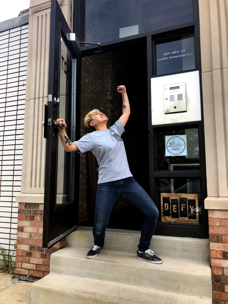 Defy Bags: 4527 N Ravenswood, Chicago, IL
