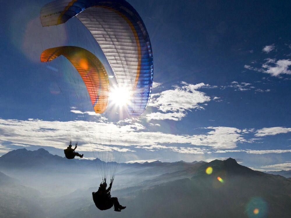 Vail Valley Paragliding: 47 E Beaver Creek Blvd, Avon, CO