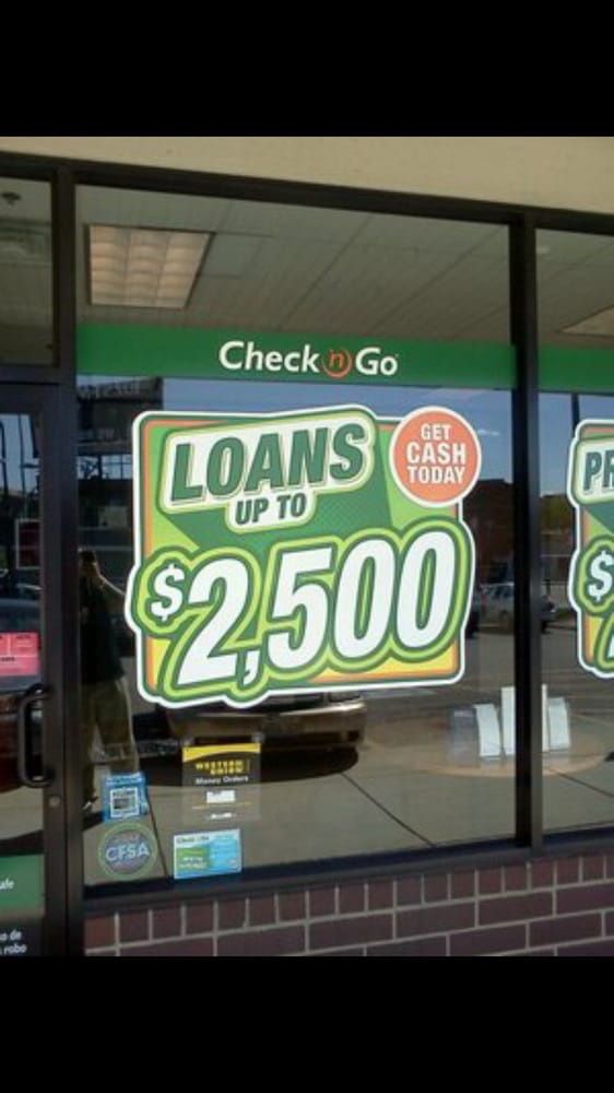 Compare Our Rates And Terms To Payday Loans...You'll Be Glad You Did!