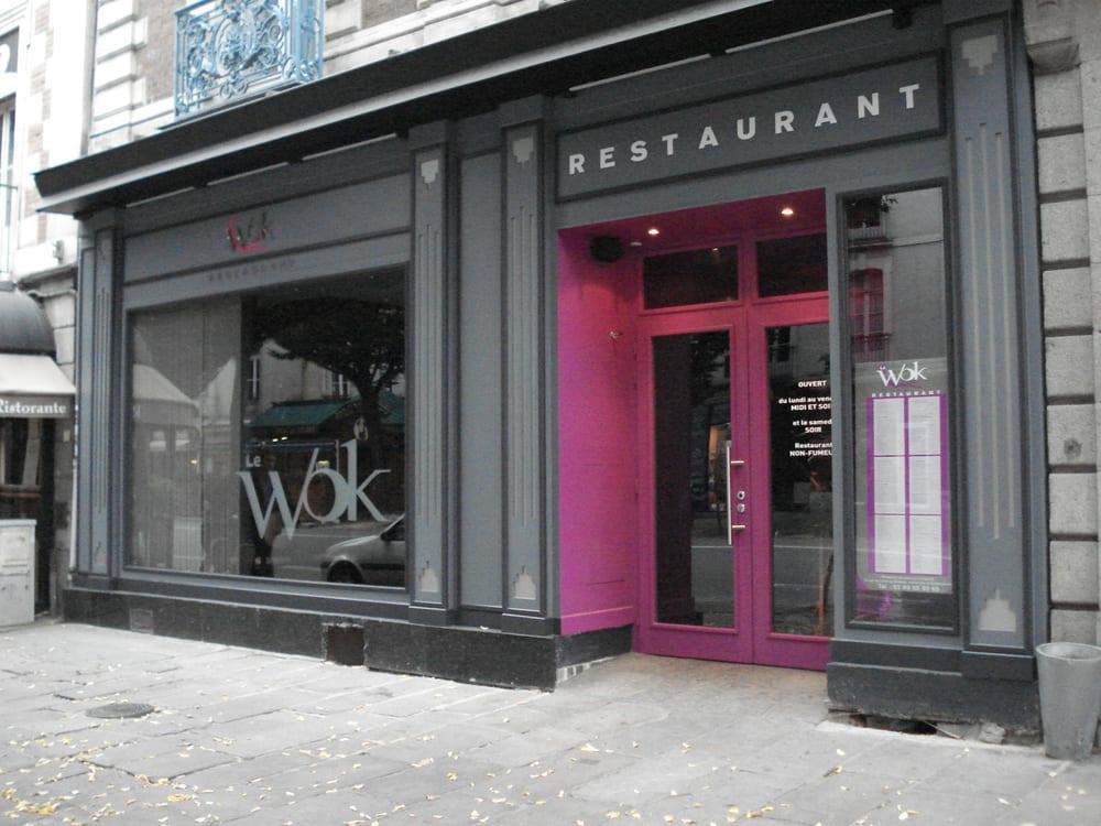Wok restaurant 10 foto e 26 recensioni cucina francese for Restaurant o 23 rennes