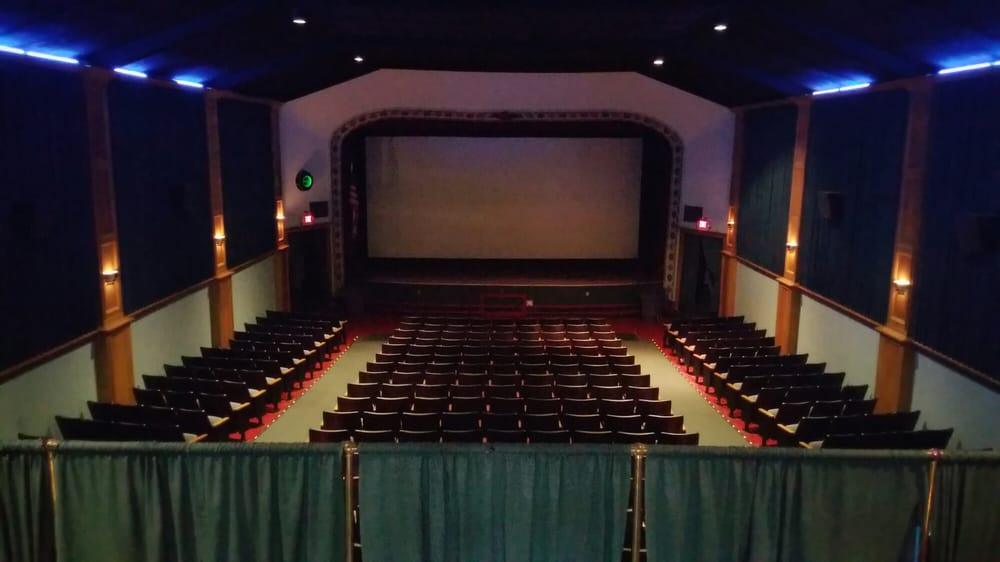 New Angola Theater: 72 N Main St, Angola, NY